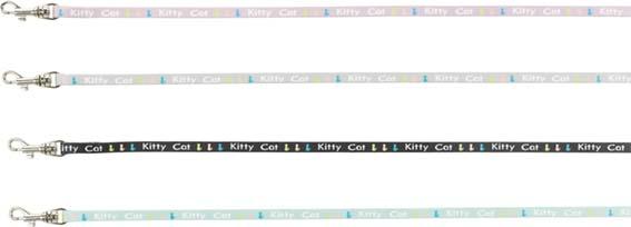 Kitty Junior Kattsele med koppel - Medium