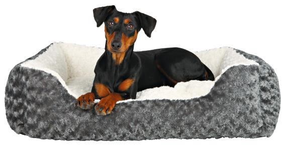Bädd Kaline för hund - Kantig