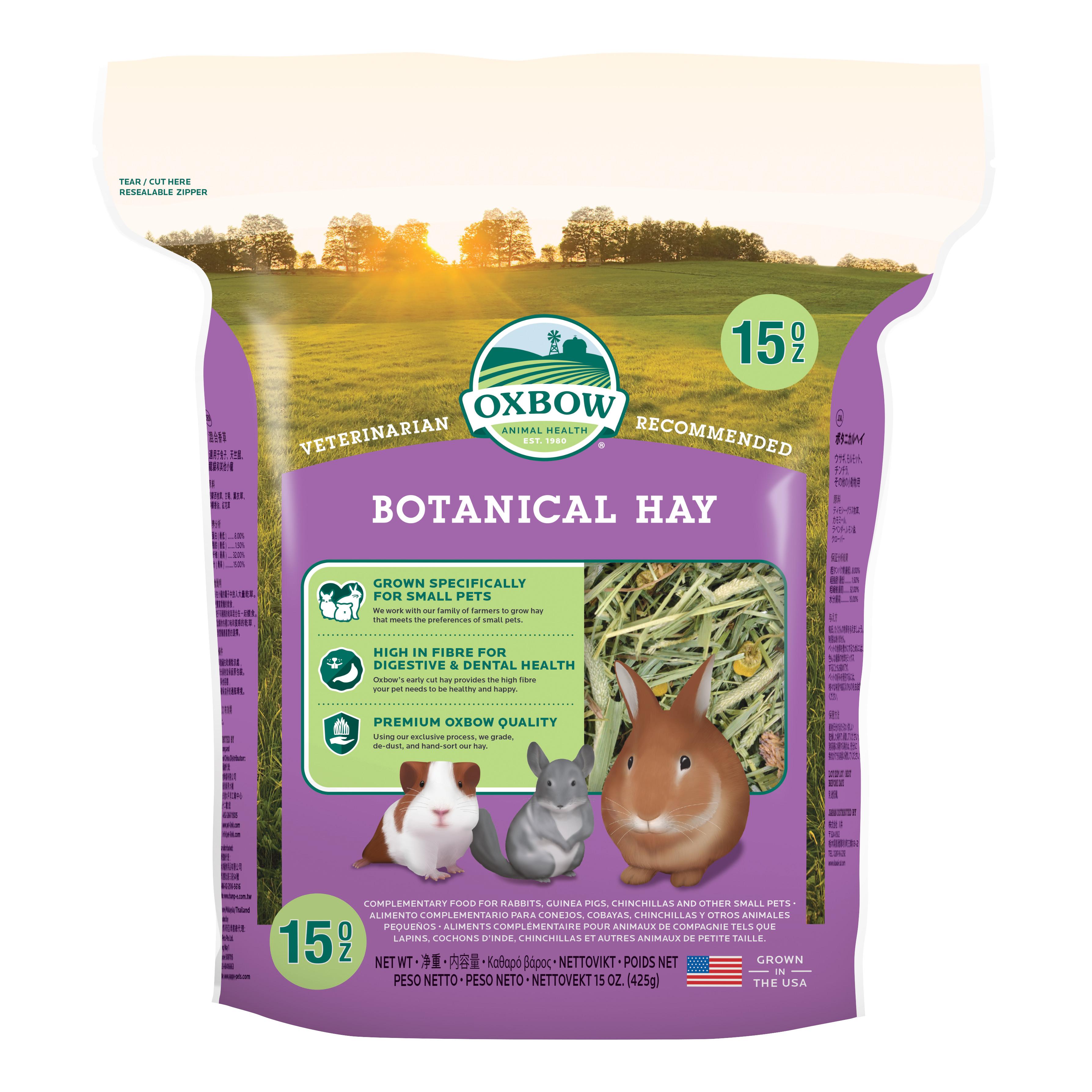 Botaniskt hö - 425 g