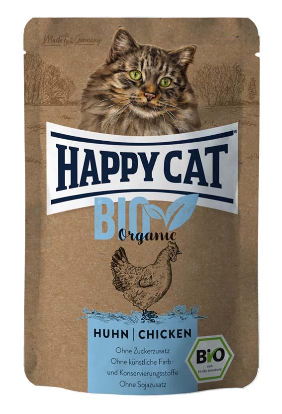 Bio Organic Kyckling, våtfoder katt