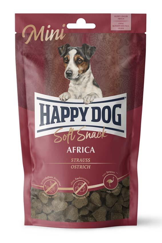Soft Snack Mini Africa Hundgodis