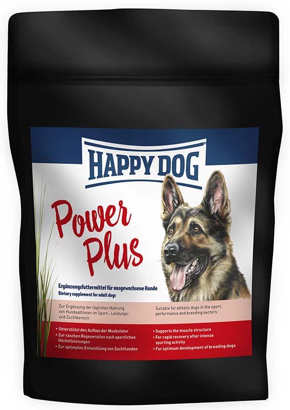 Power Plus fodertillskott för aktiva hundar