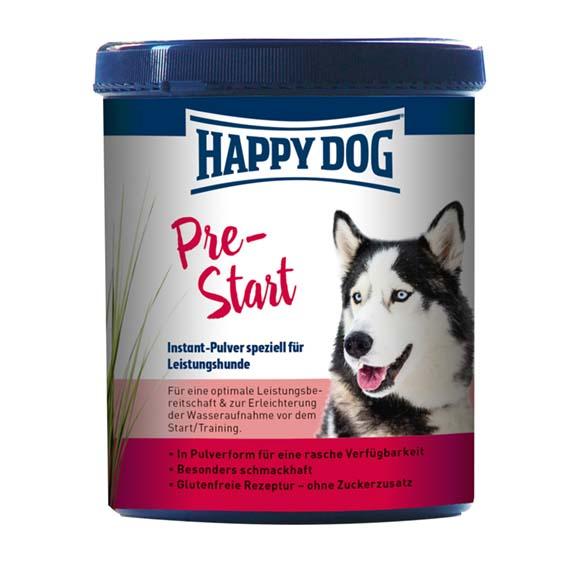 Pre-start för aktiva hundar