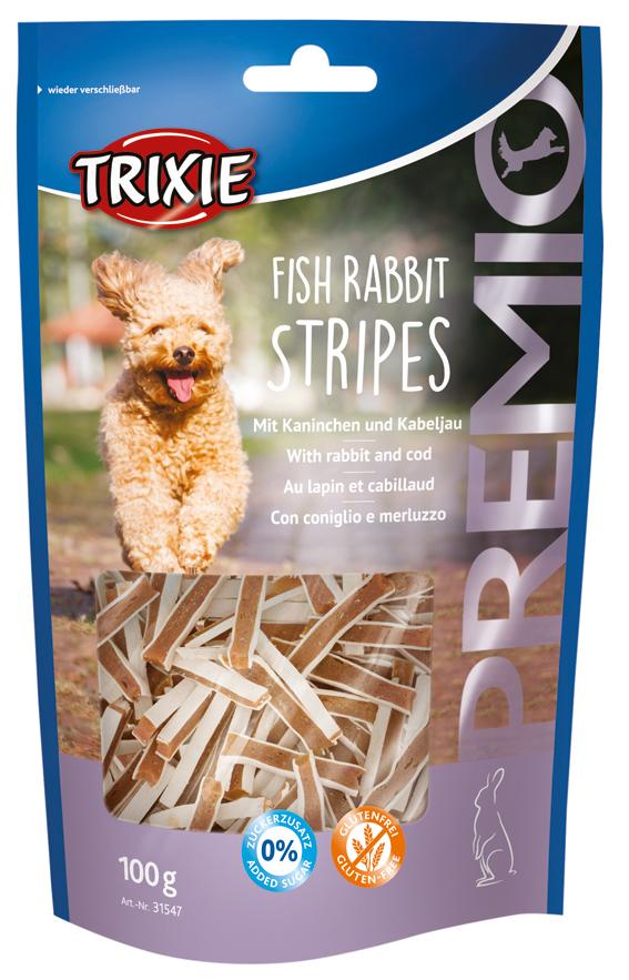 Premio Fish Rabbit Stripes