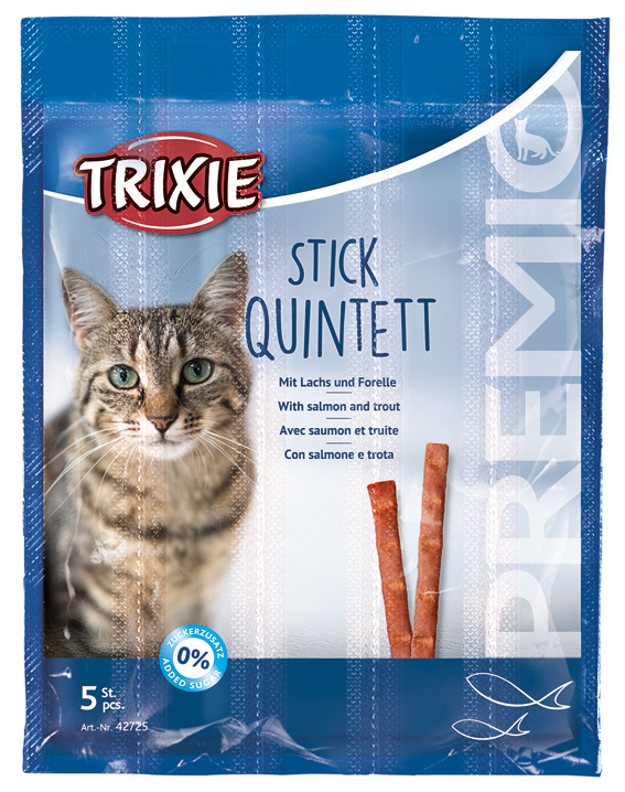 Premio Stick Quintett Lax & Öring