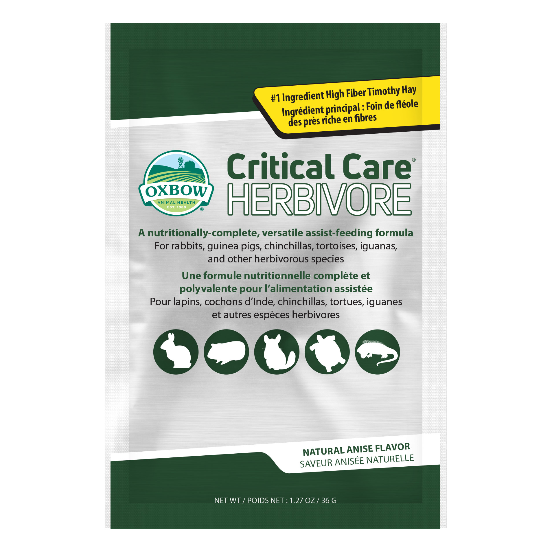 Critical Care Anis - 36 g
