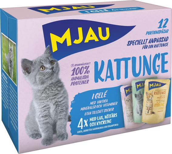Multibox Kattunge