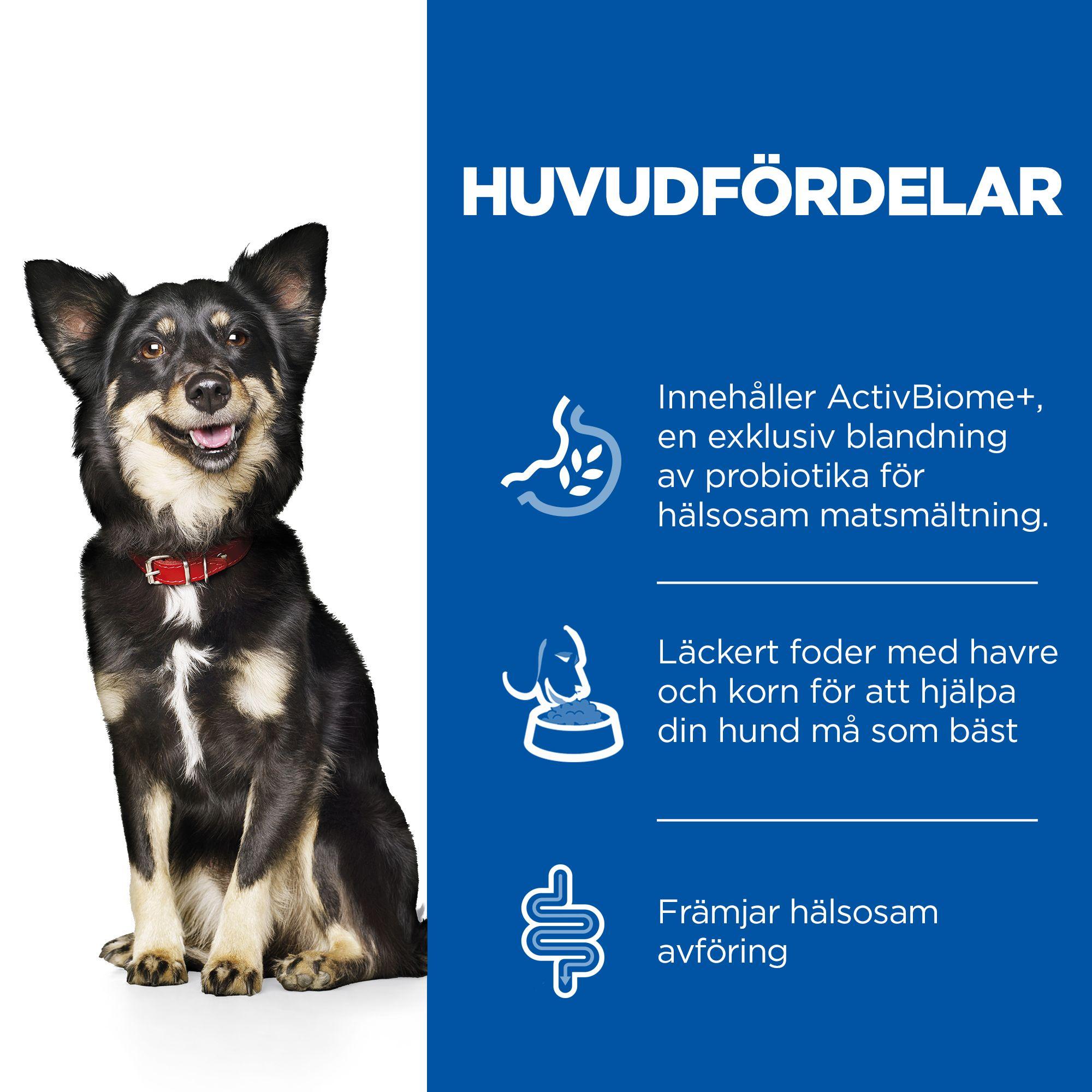 Perfect Digestion Small&Mini Adult Hundfoder