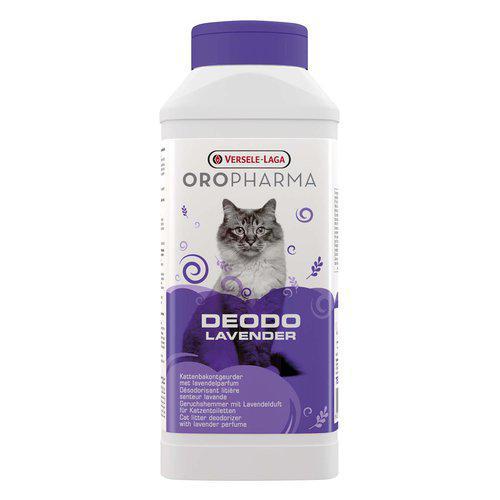 Deodorant till Kattsand - Deodorant Lavendeldoft