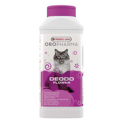 Deodorant till Kattsand - Deodorant Blomdoft