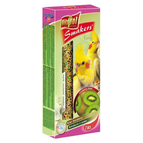 Smakers Parakit Tillskottsfoder - Kiwi