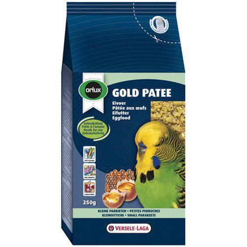 Gold Patee Äggfoder för Undulat