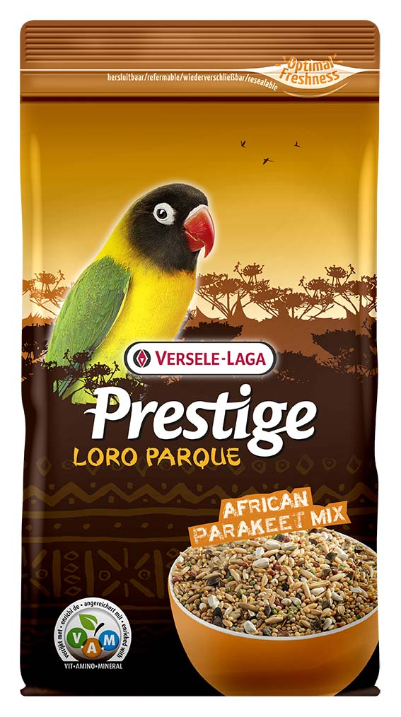 Prestige African Parakitblandning