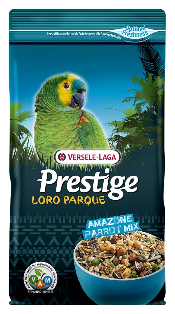 Prestige Amazone Papegojblandning Premium
