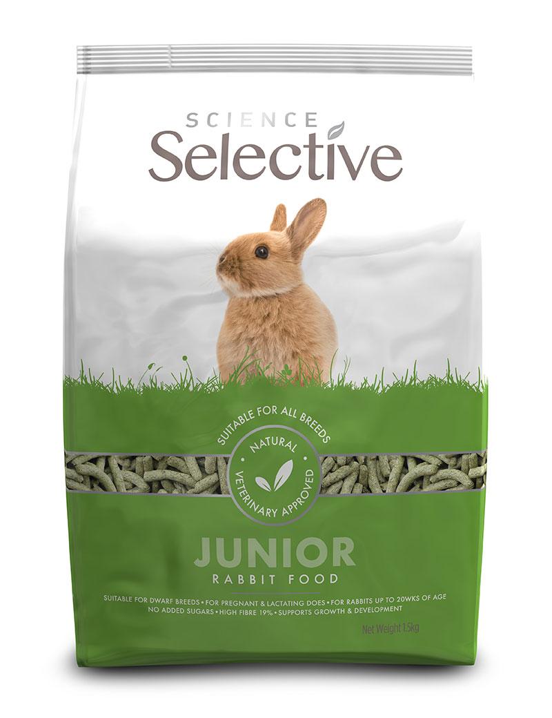 Junior Rabbit Foder
