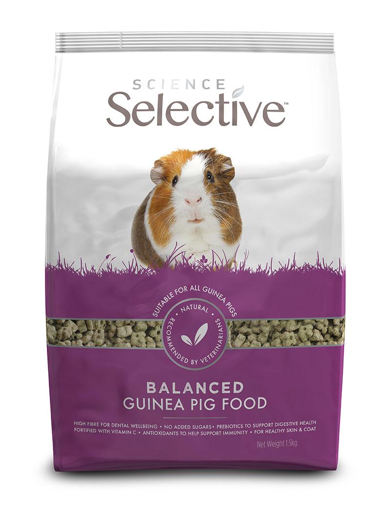 Guinea Pig Foder
