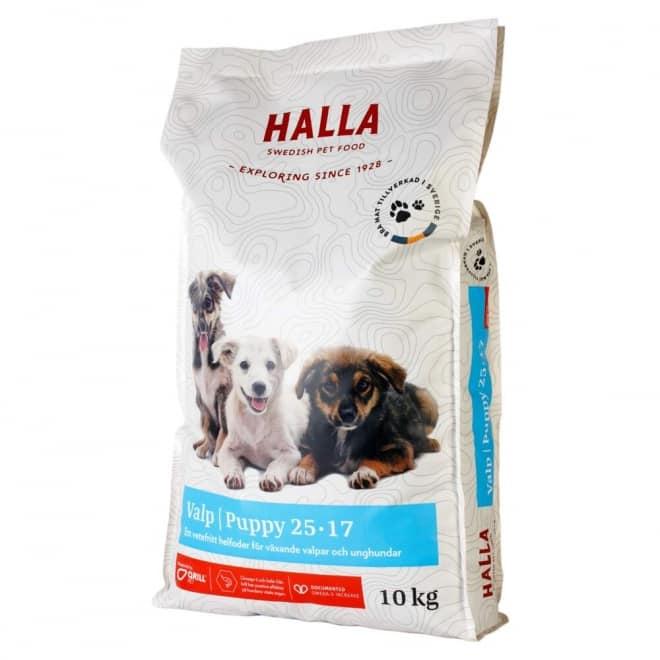 Hundfoder Valp - 10 kg