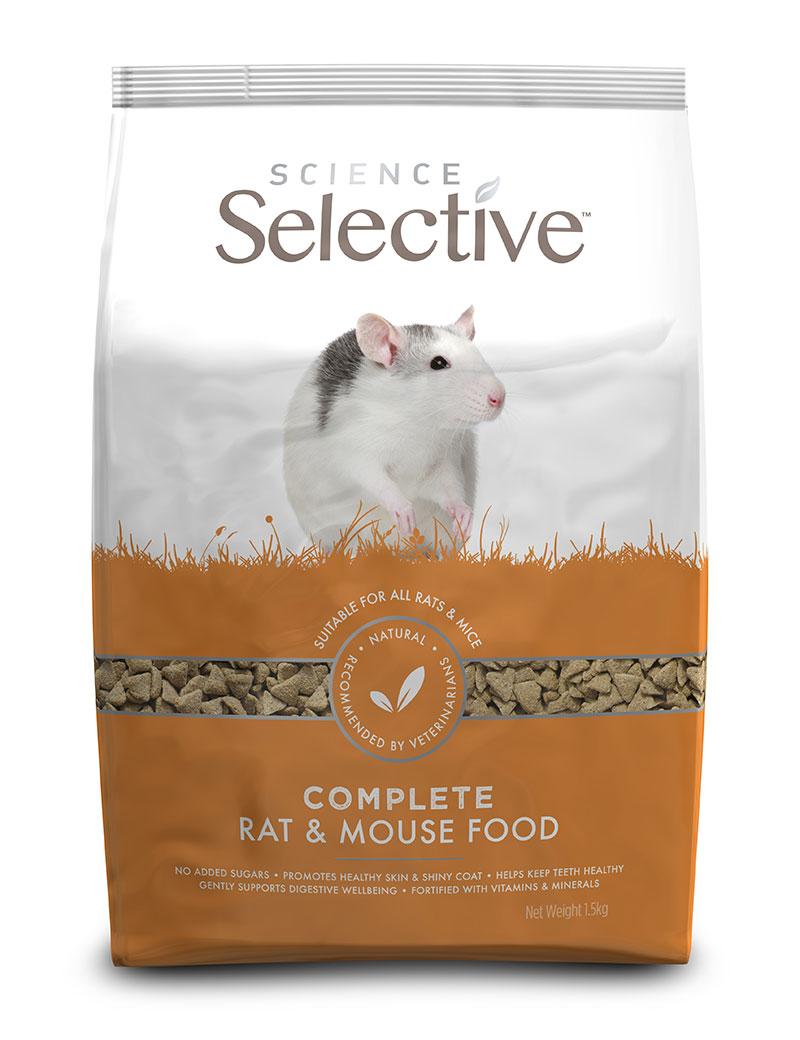 Rat & Mouse Foder