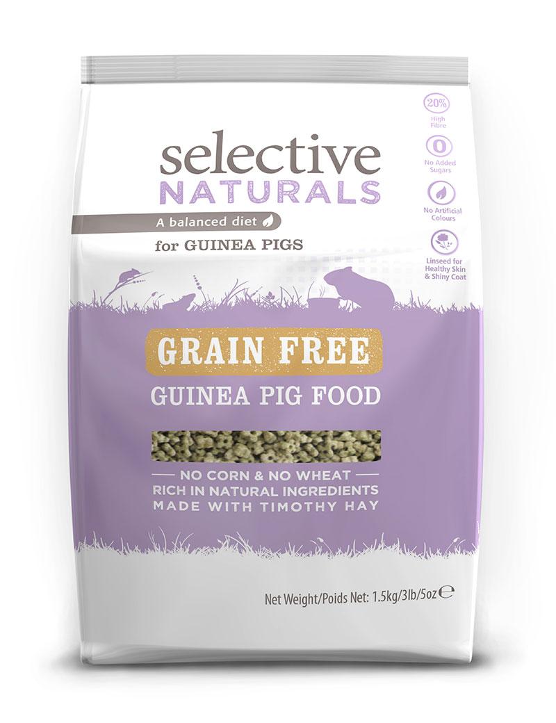 Guinea Pig Grain Free Foder