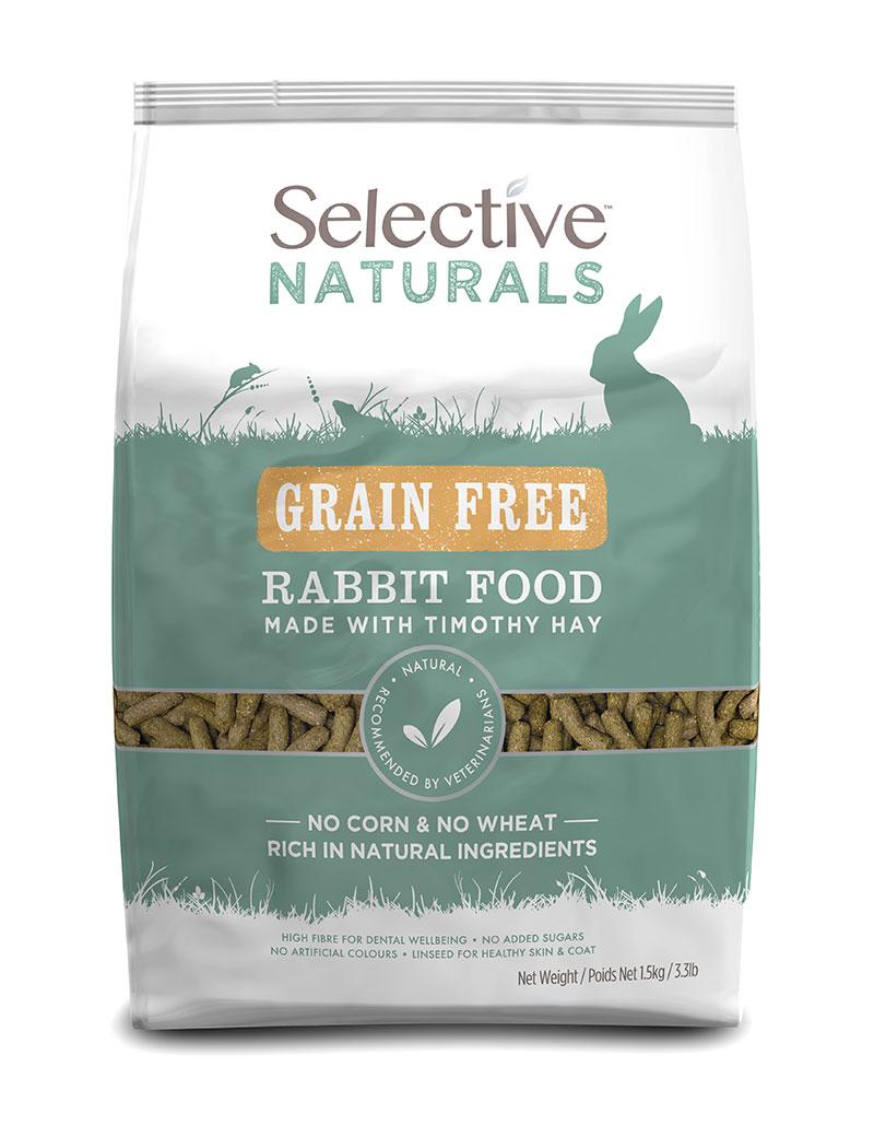 Rabbit Grain Free Foder