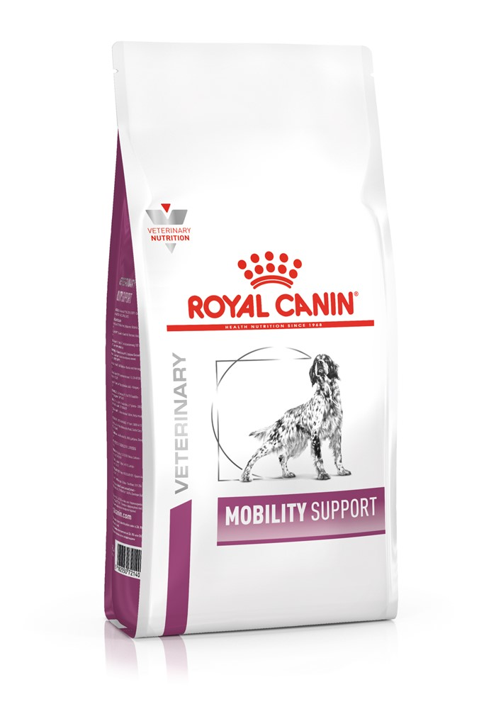 Veterinary Diets Mobility Support