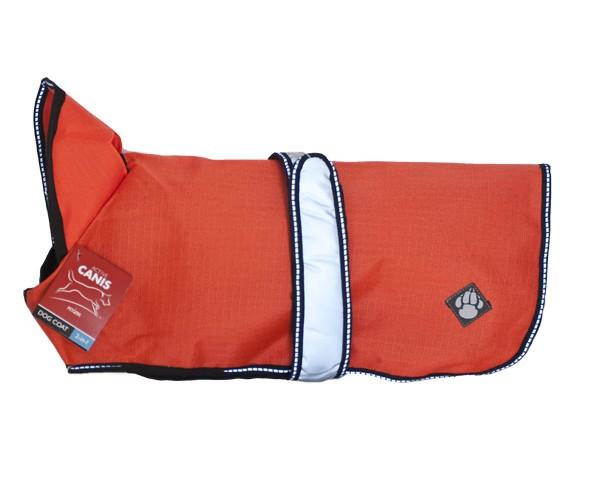 2 in 1 Dog Coat - Orange 25 cm, 30 cm Orange, Orange 35 cm, 40 cm Orange, 45 cm Orange, Orange 50 cm, Orange 55 cm, Orange 60 cm, 65 cm Orange, 70 cm Orange, 75 cm Orange