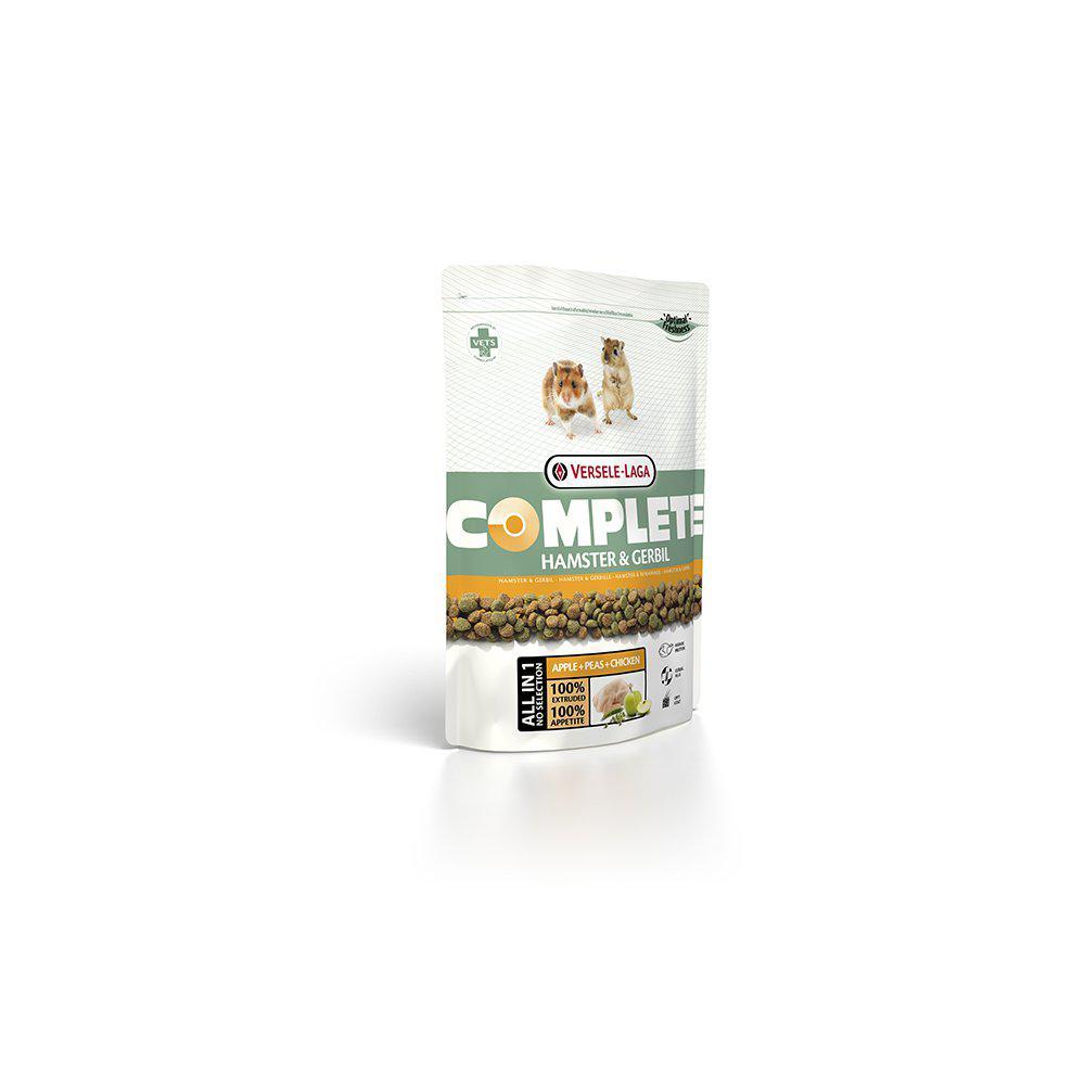 Välbalanserat Foder för Hamster & Gebril - 0,5 kg