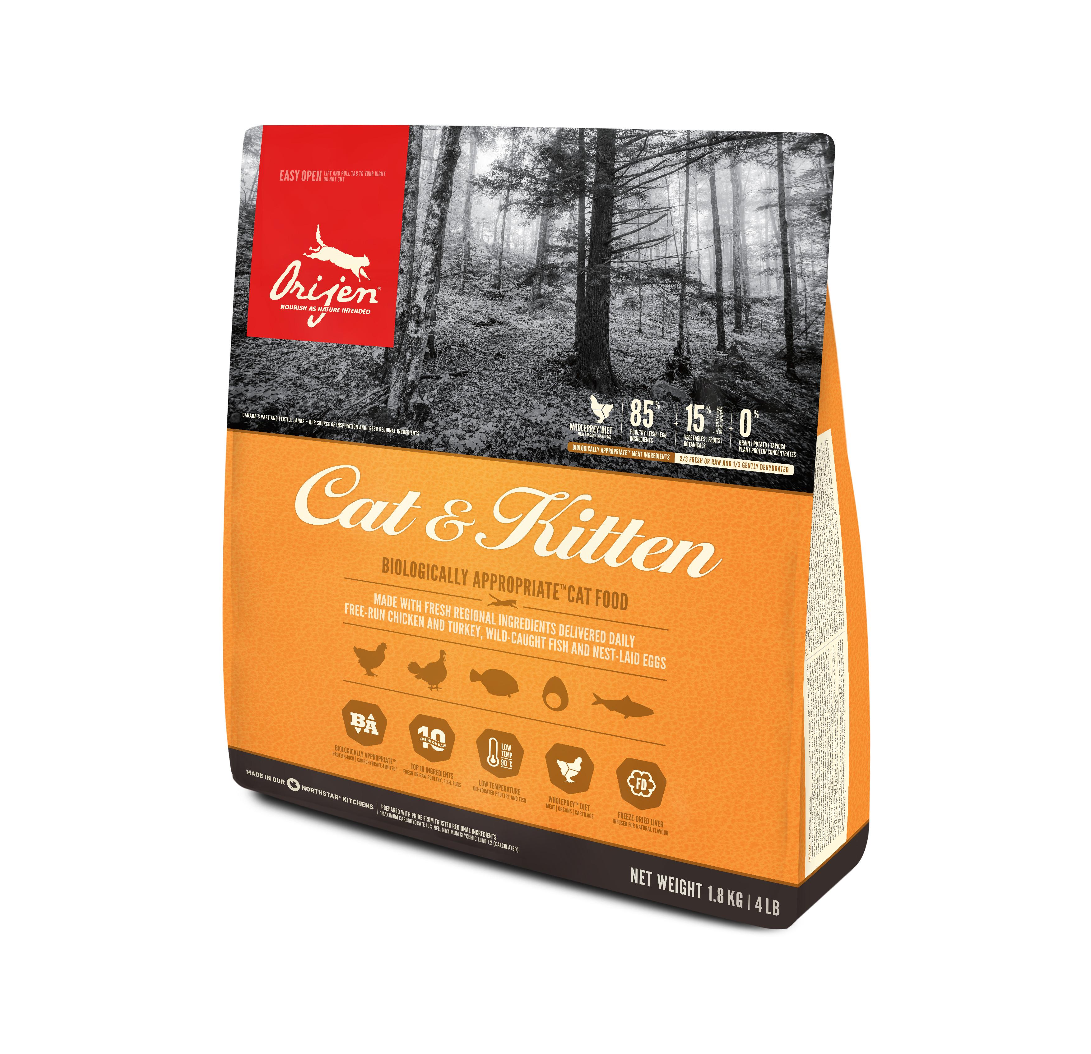 Cat & Kitten - 1,8 kg