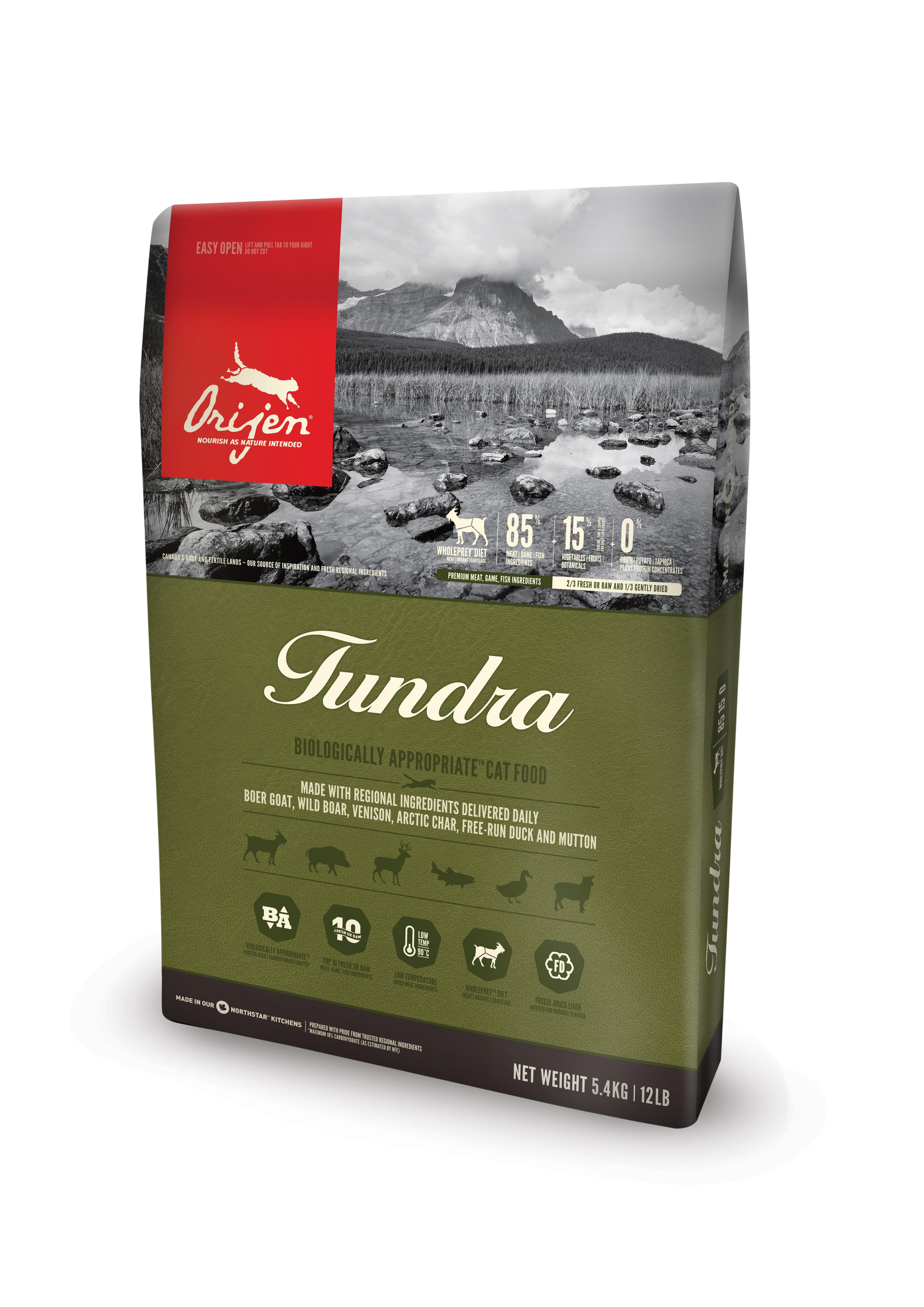 Cat Tundra - 5,4 kg