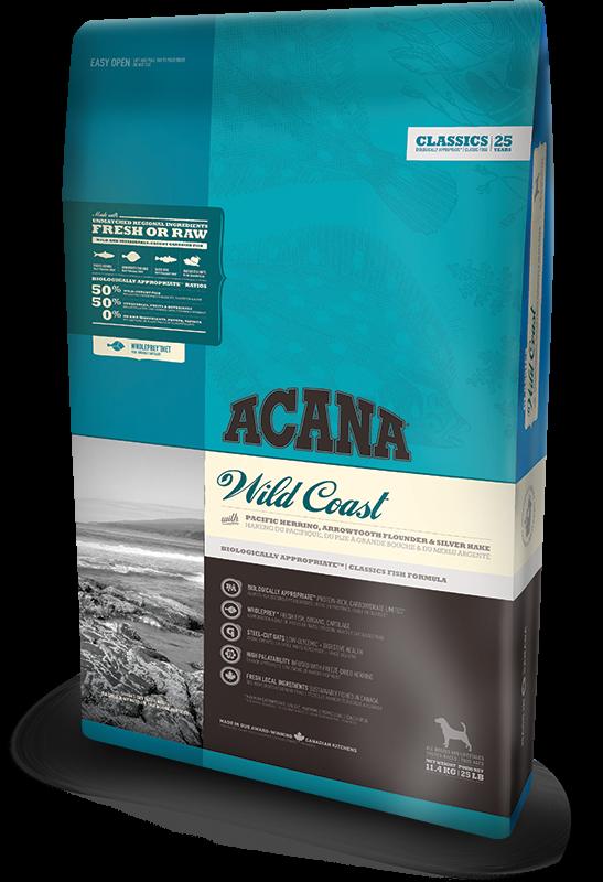 Dog Wild Coast - 11,4 kg