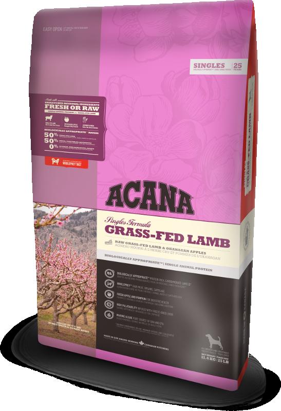 Dog Grass-Fed Lamb - 17 kg