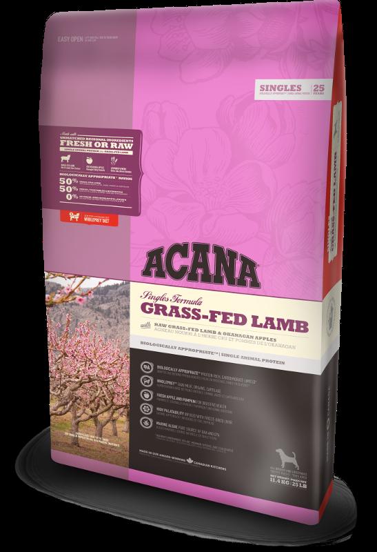 Dog Grass-Fed Lamb - 11,4 kg