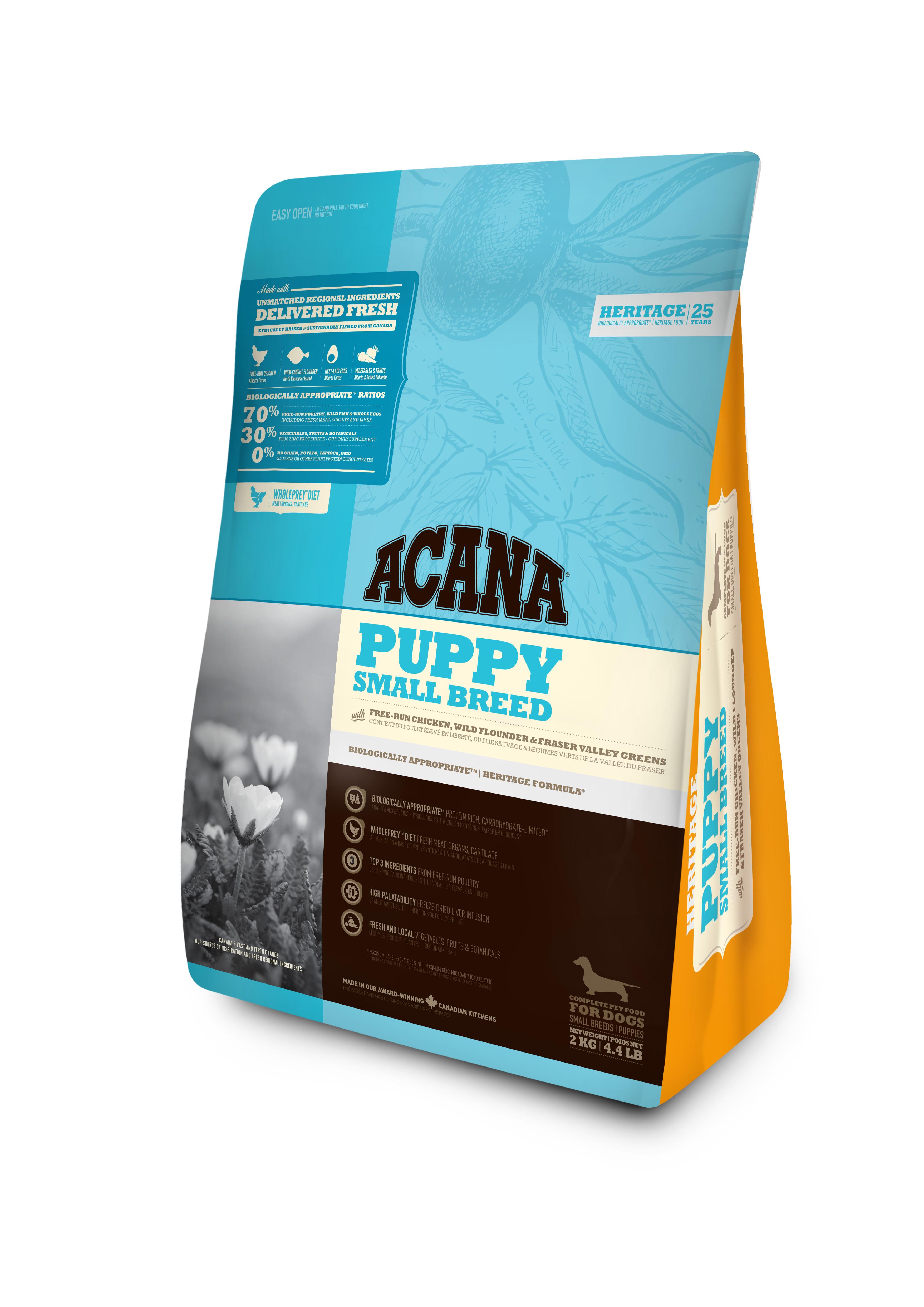 Dog Puppy Small/Medium - 2 kg