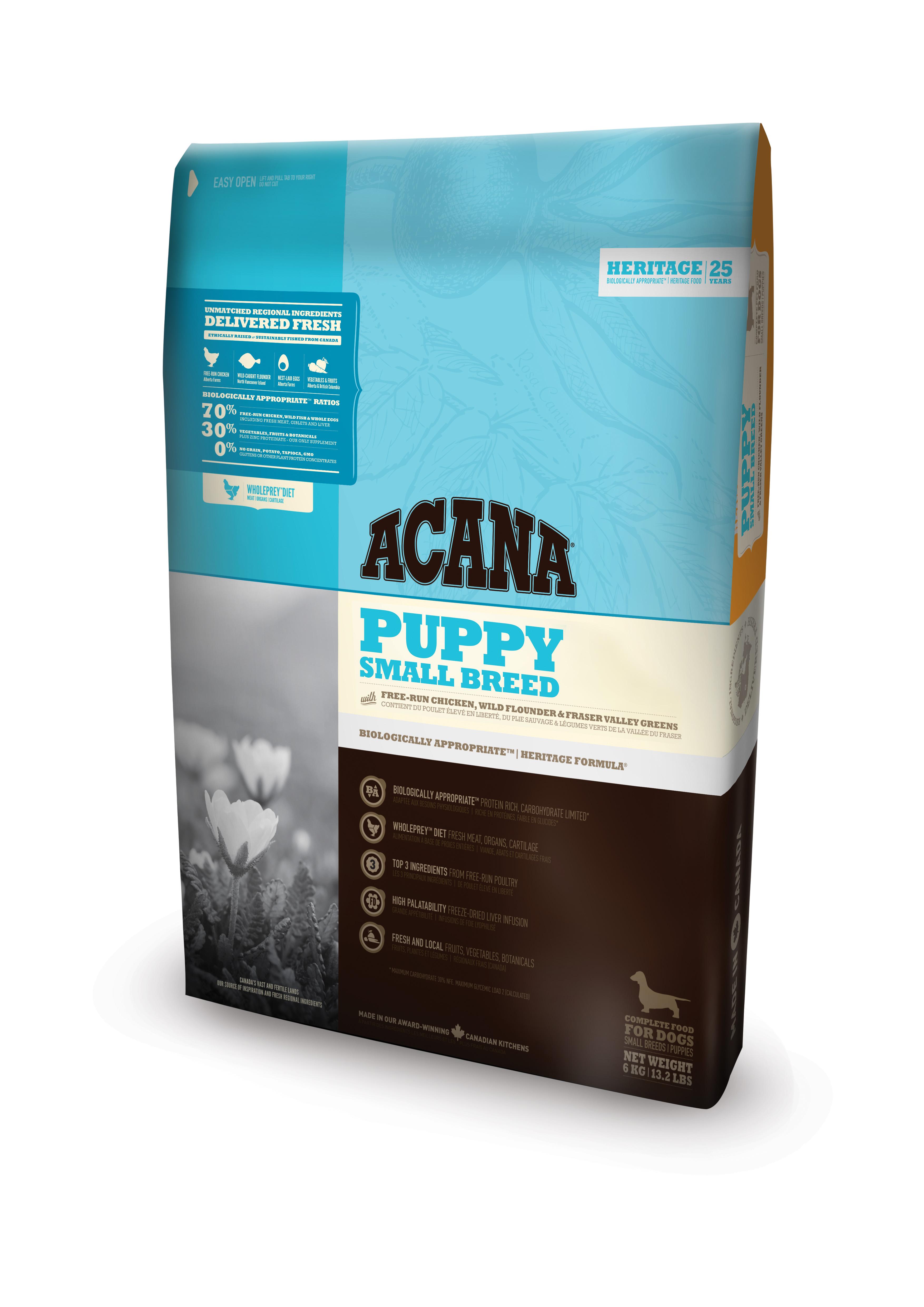 Dog Puppy Small/Medium - 6 kg
