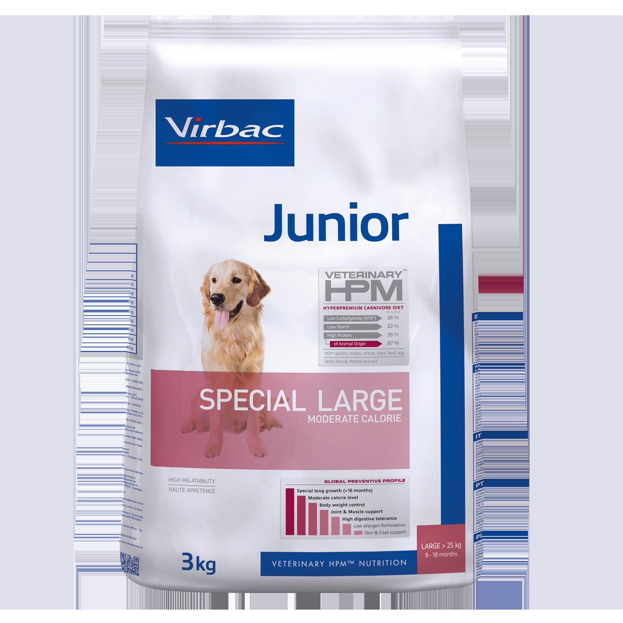 Junior Dog Special Large - 3 kg