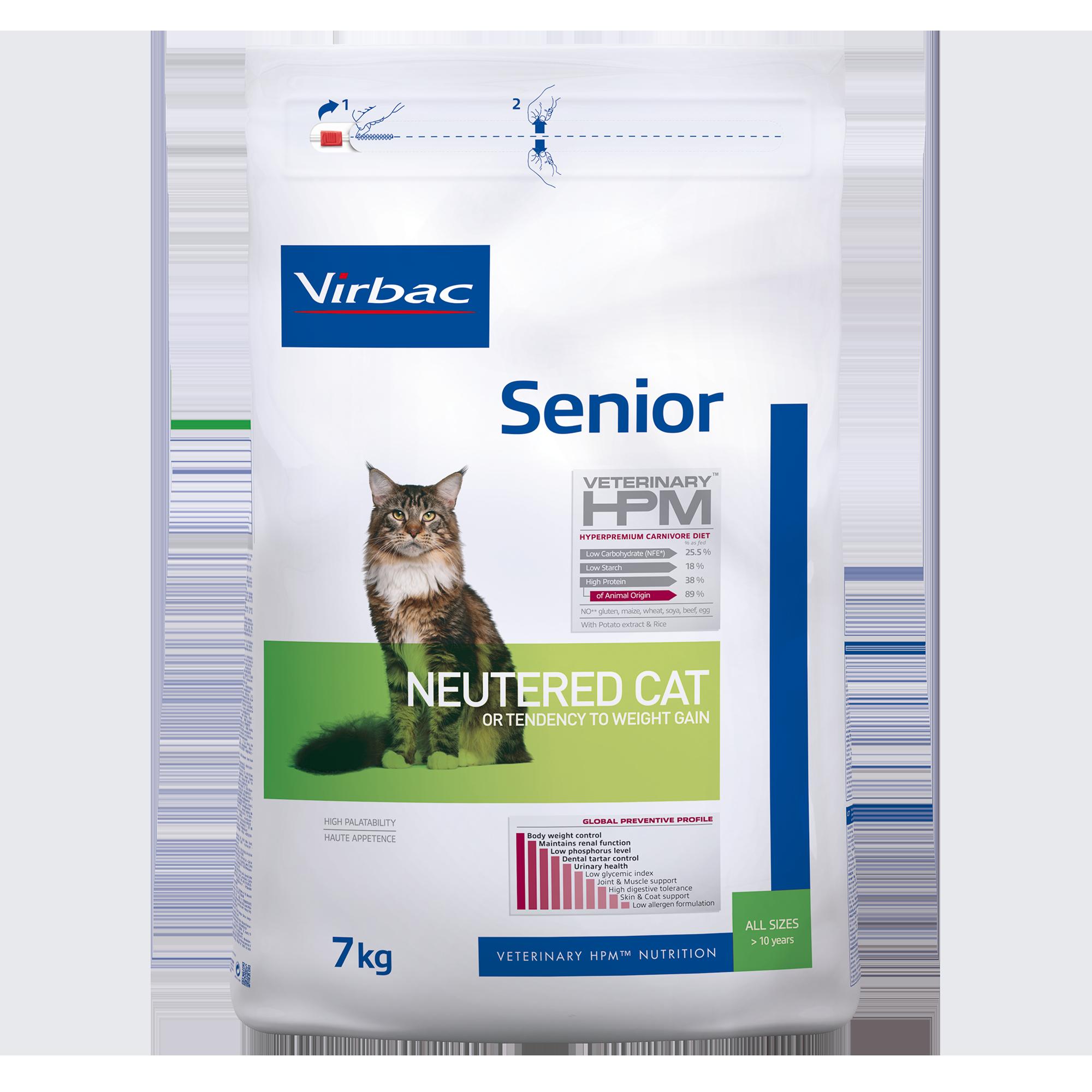 Senior Cat - 7 kg