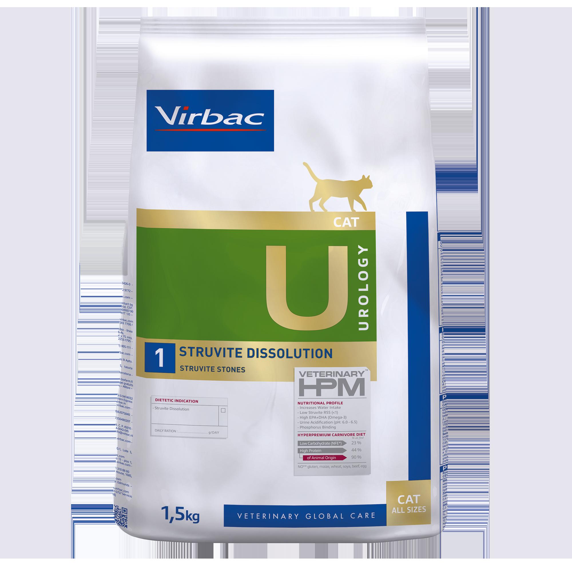 Urology 1 Cat - 1,5 kg