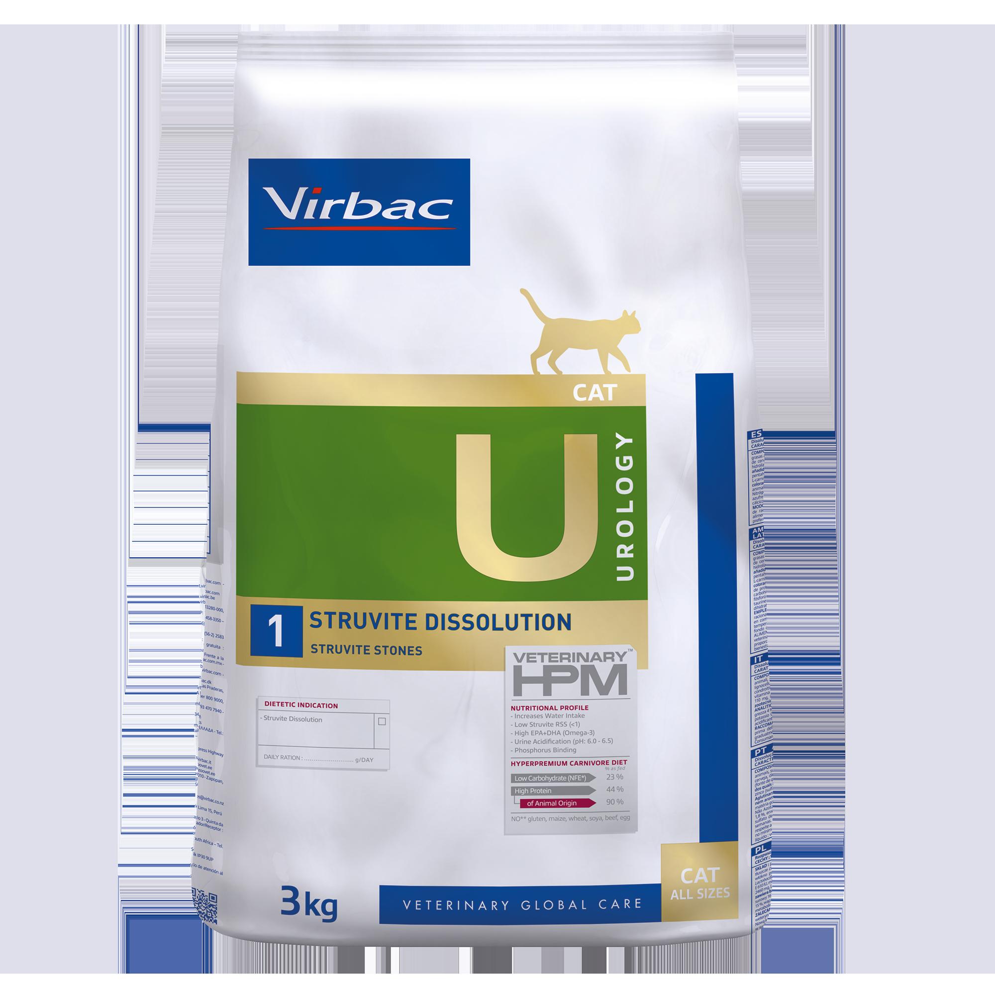 Urology 1 Cat - 3 kg