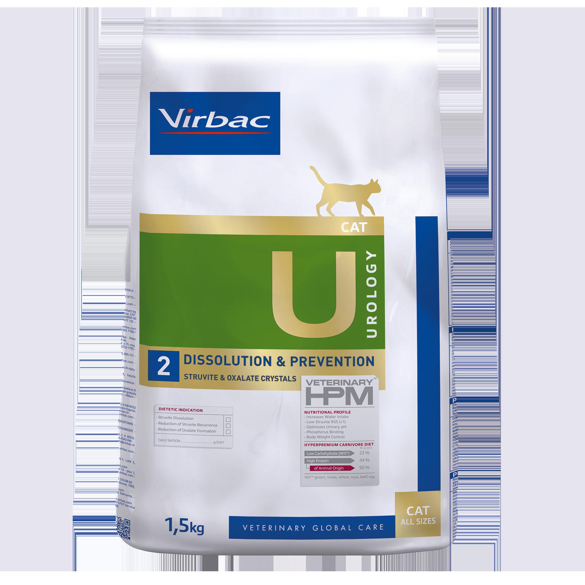 Urology 2 Cat - 1,5 kg