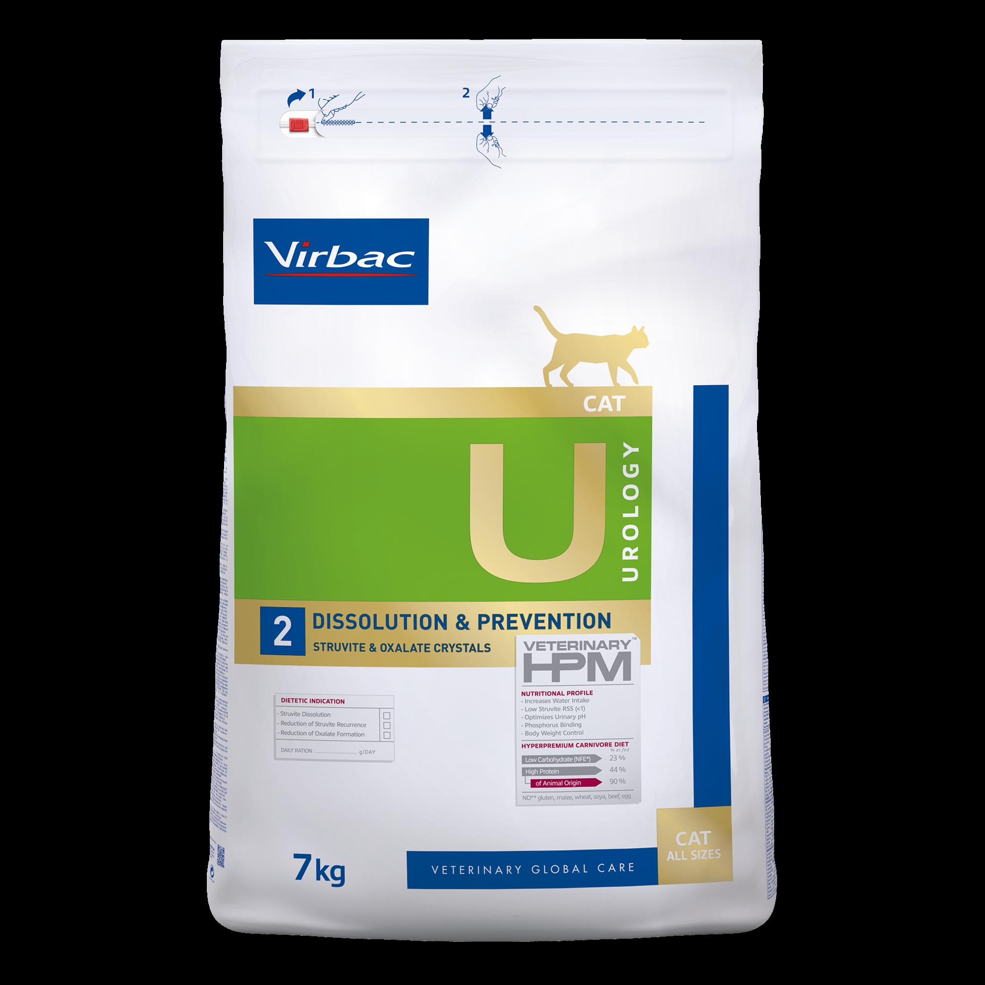 Urology 2 Cat - 7 kg