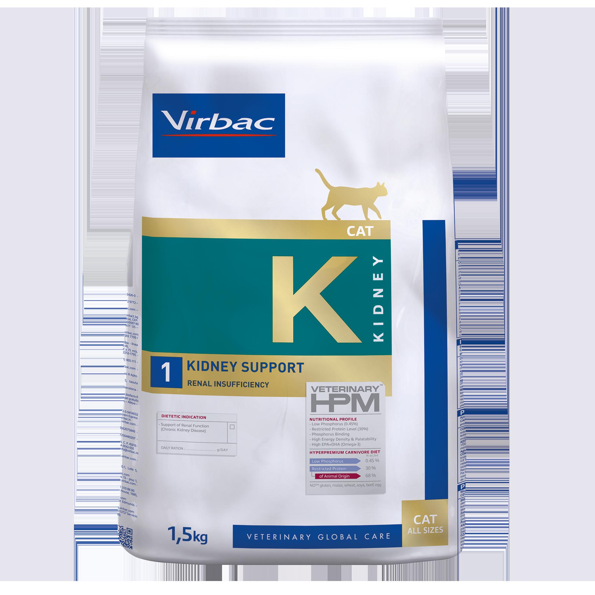 Kidney 1 Cat - 1,5 kg