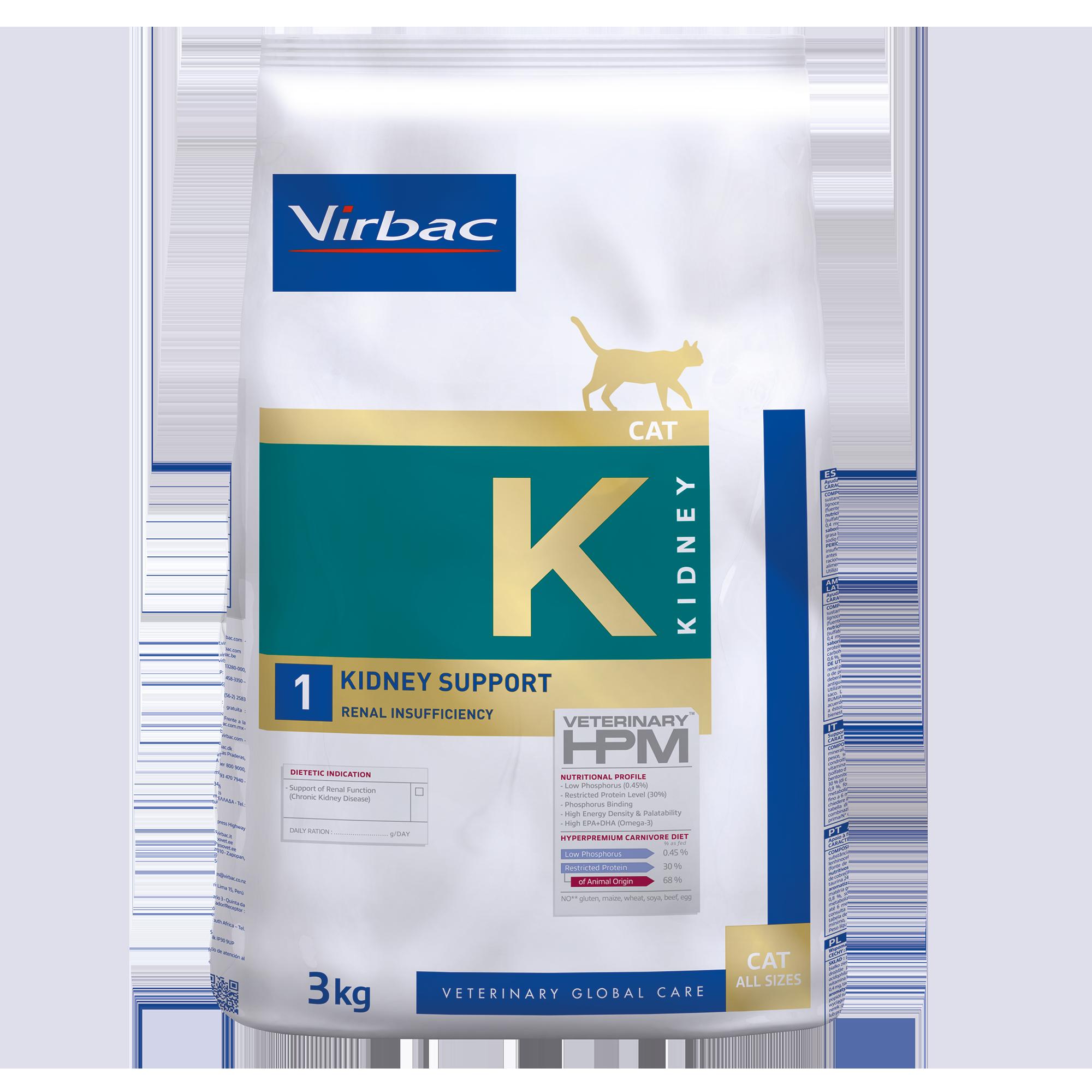 Kidney 1 Cat - 3 kg