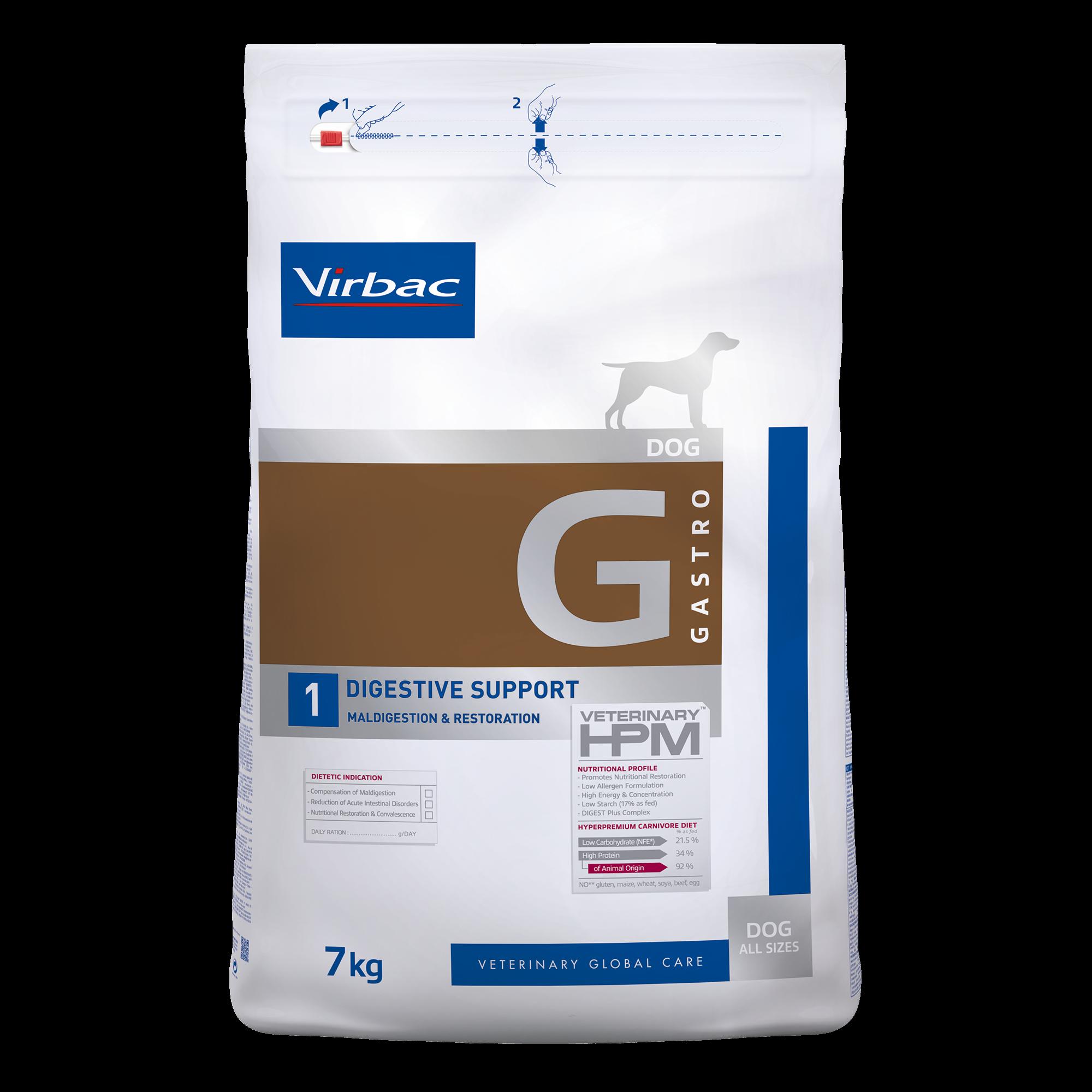 Gastro 1 Dog - 7 kg