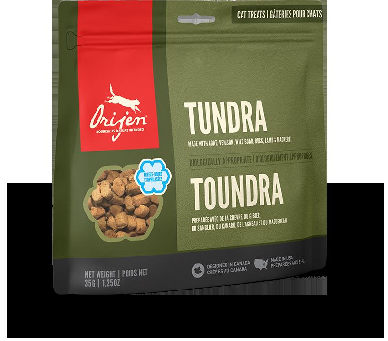Cat Treats Tundra