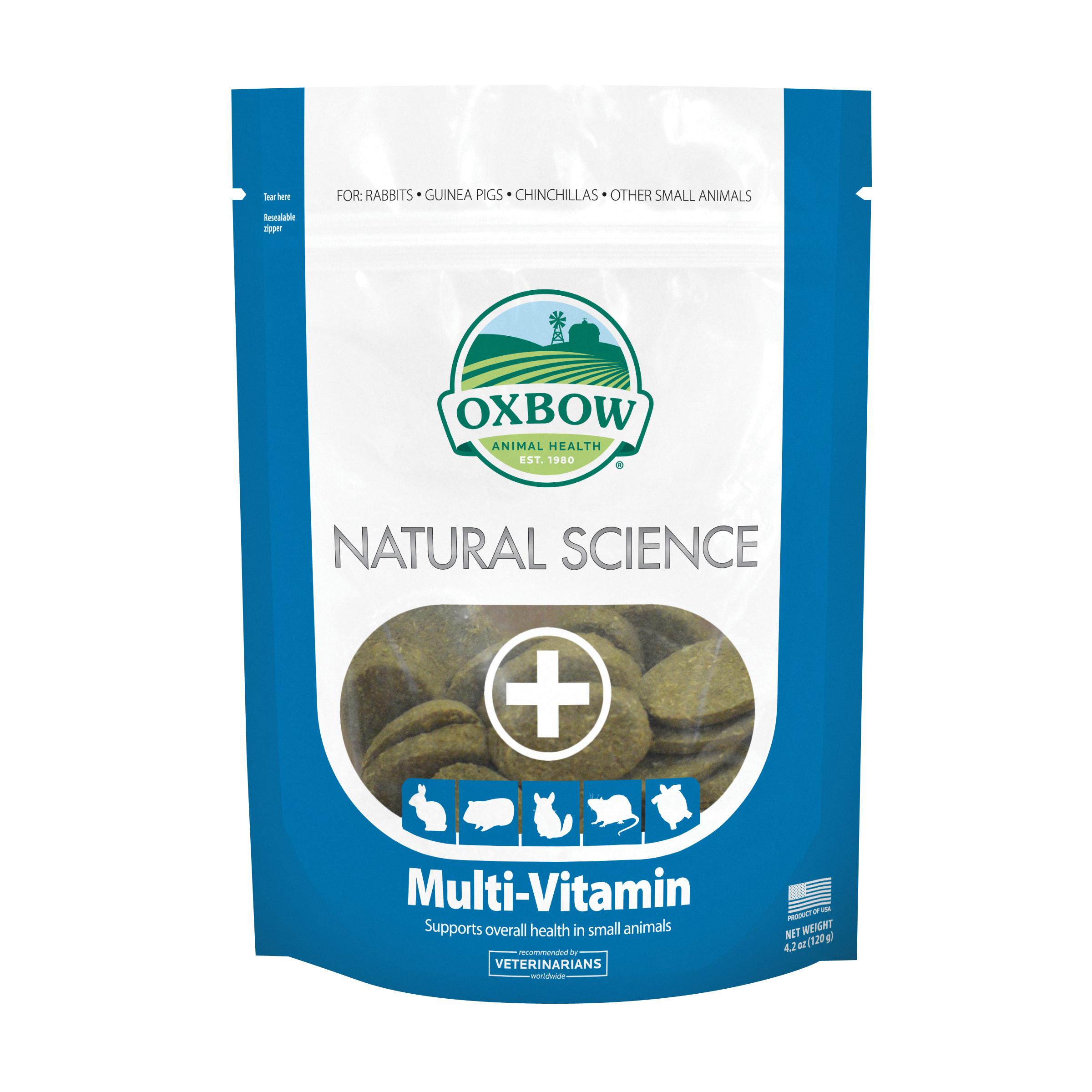 Multi-vitamin - 119 g