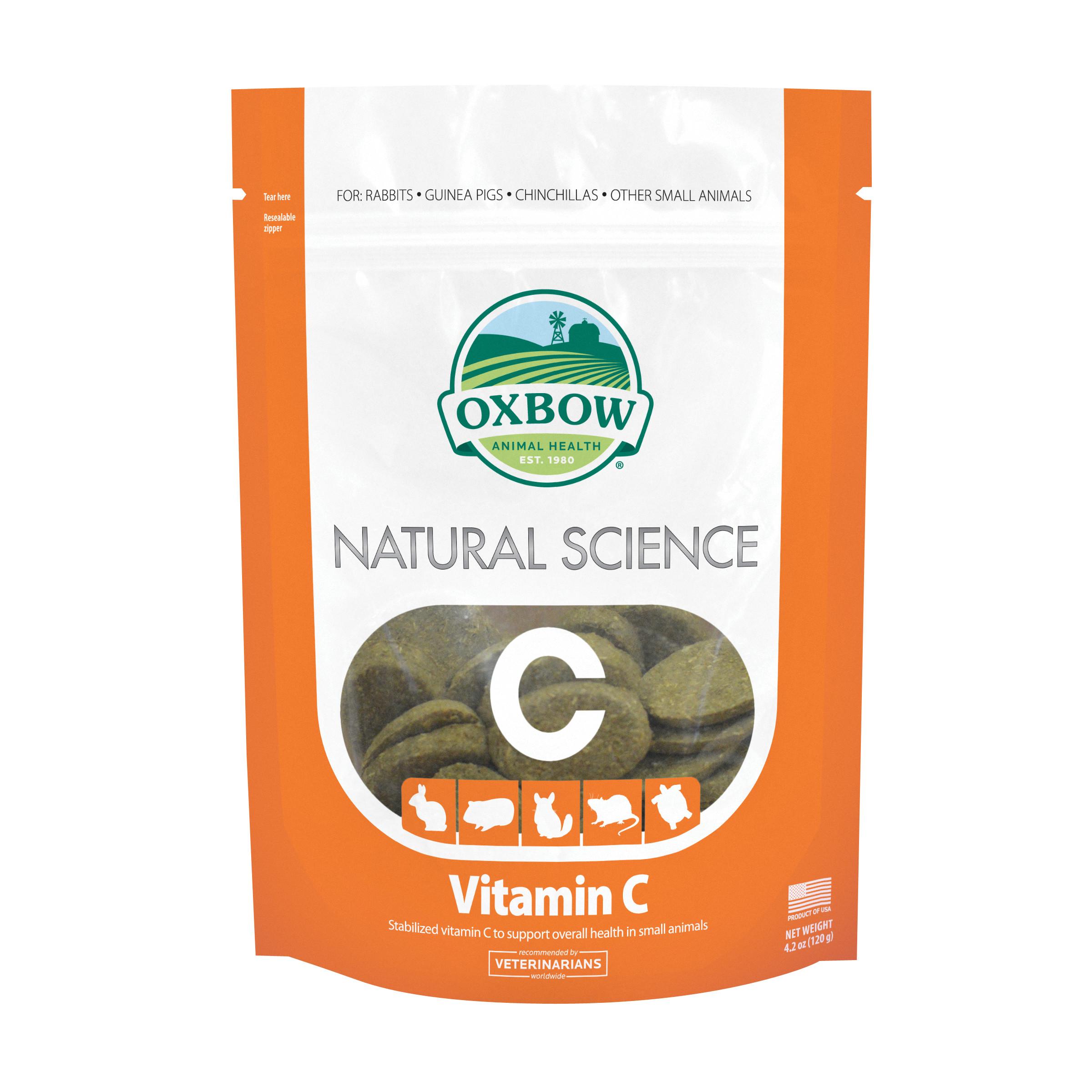 Vitamin C - 119 g