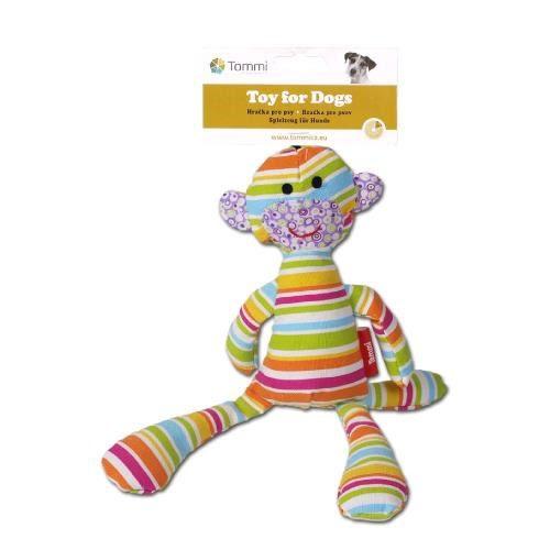 E.T.  Tygdjur - Randig i glada färger