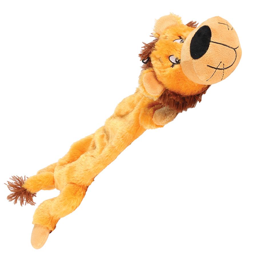 Prasseldjur utan fyllning med pip - Lejon