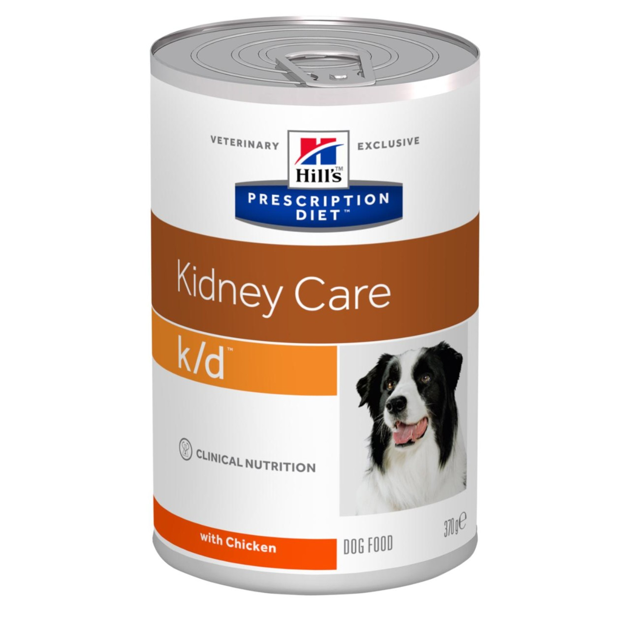 Prescription Diet k/d hundfoder med kyckling