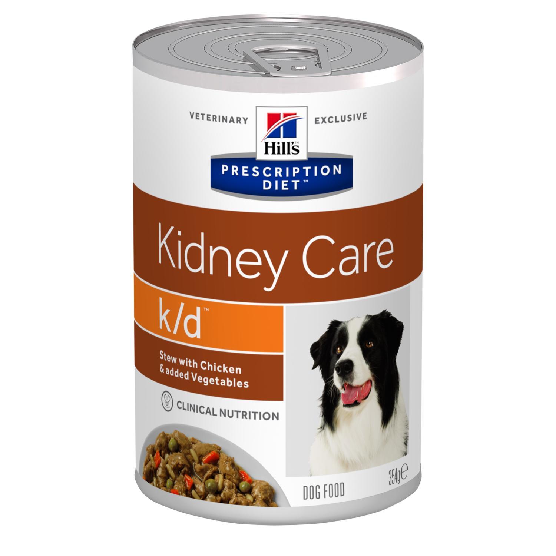 Prescription Diet k/d Stew hundfoder kyckling & grönsaker